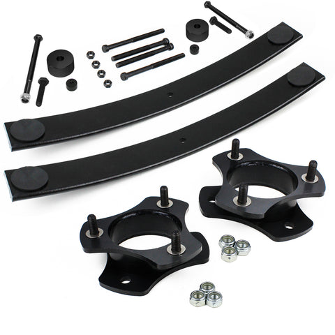 2005-2020 Toyota Tacoma Steel Full Lift Add-A-Leaf Leveling Kit 2WD 4WD with Differential Drop