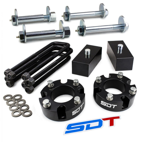 2007-2020 Toyota Tundra Full Leveling Lift Kit 2WD 4WD with Camber Caster Bolt Alignment Kit