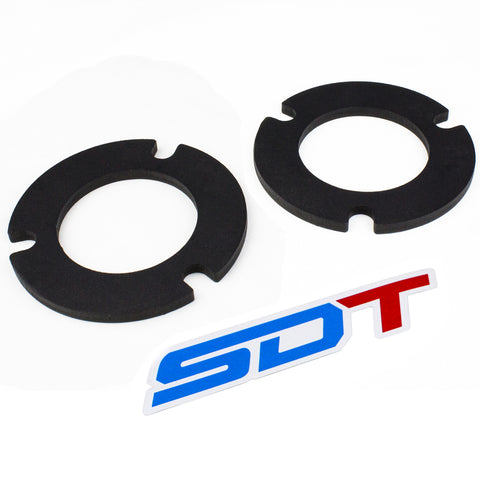 1995-2004 Toyota Tacoma Front Leveling Lean Spacer Lift Kit 4WD 2WD