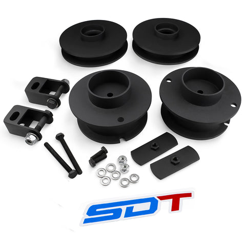 2014-2019 Dodge Ram 2500 Full Lift Leveling Kit 4WD with Shock Extenders