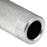 2001-2006 GMC Sierra 1500HD Tie Rod Armor Reinforcement Sleeve-Tie Rod Sleeve-Silver-Street Dirt Track