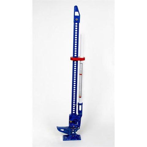 "Hi-Lift 48"" Hi-Lift Jack - Patriot Edition - Blue Jack, White Handle"