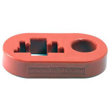 Hi-Lift Handle Keeper - Red