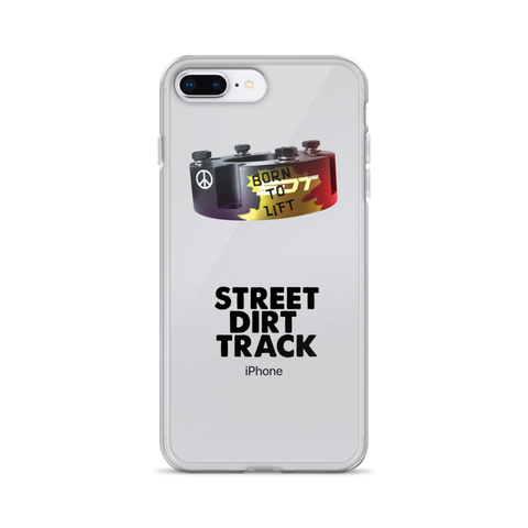 iPhone Case - Street Dirt Track - Born To Lift
