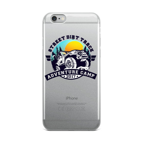iPhone Case - Street Dirt Track - Adventure Camp