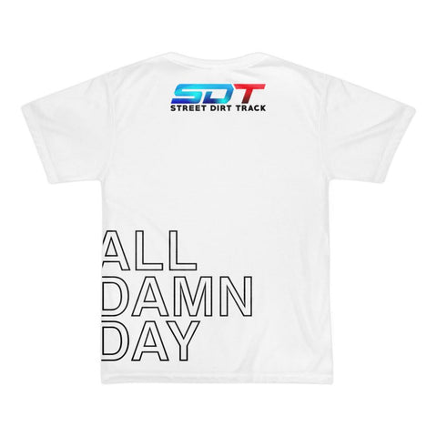 SDT Short sleeve Sublimation T-Shirt (unisex) - All Day