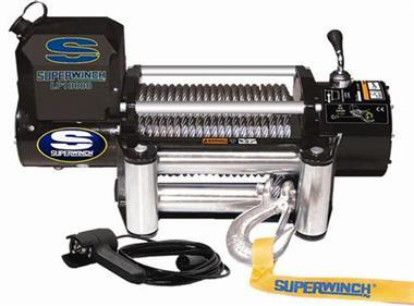 Superwinch LP10000 Winch