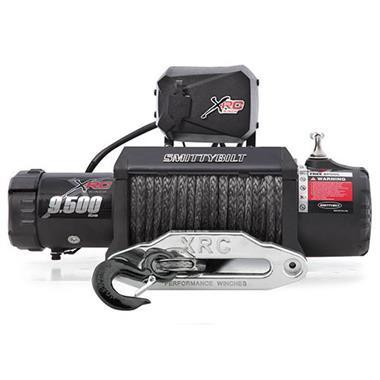 Warn XD9000i Multi-Mount Winch