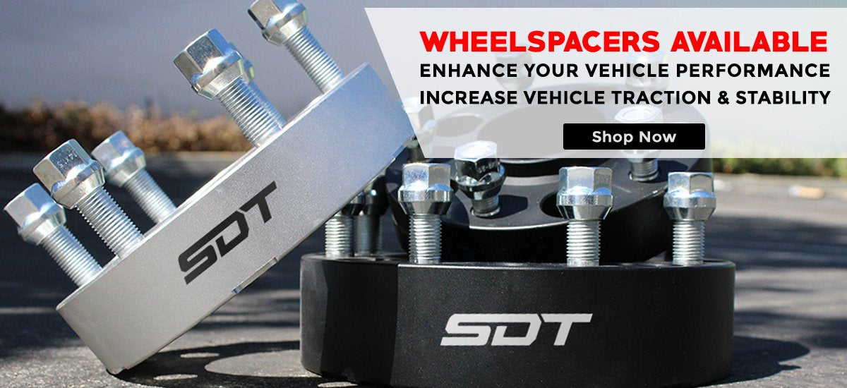 Street Dirt Track SDT Wheelspacers Wheel Spacer