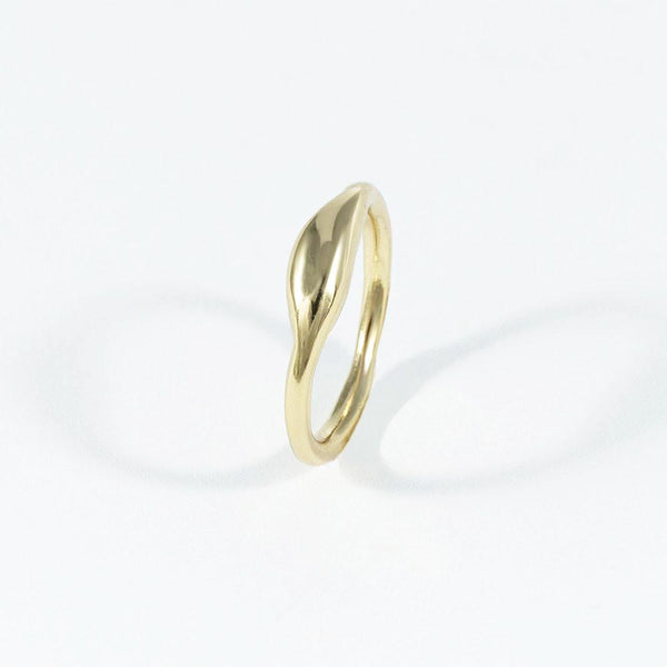 NR Candela Ring Gold Plated 32