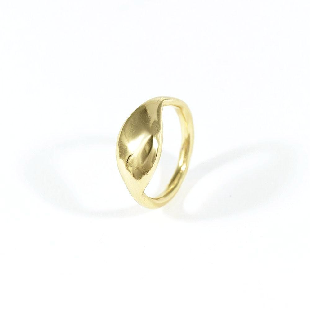 NR Candela Ring Gold Plated 36