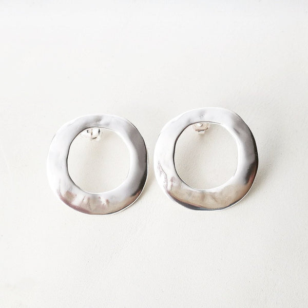 Abril 107<br /> Earring Plated