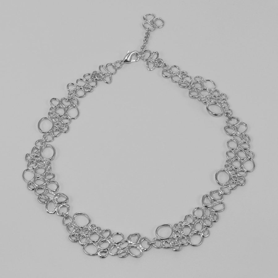 Clara 4 <br /> Necklace Plated