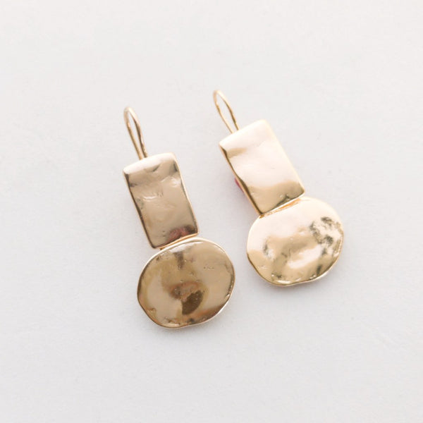 Lana 5 <br /> Earring Plated