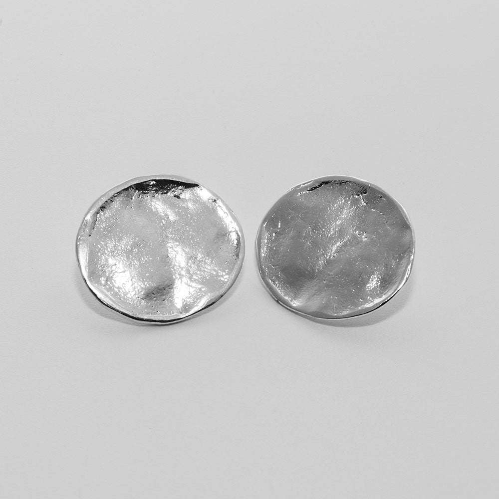 Abril 2 <br /> Earring Plated