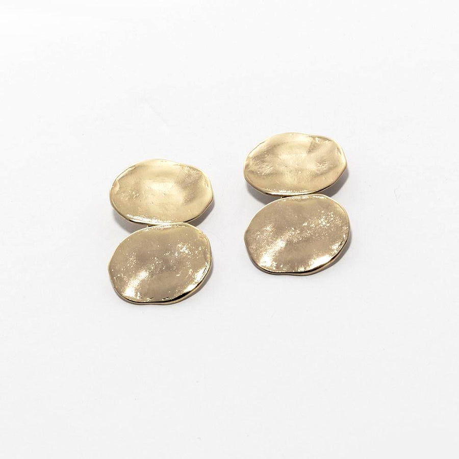Abril 3 <br /> Earring Plated