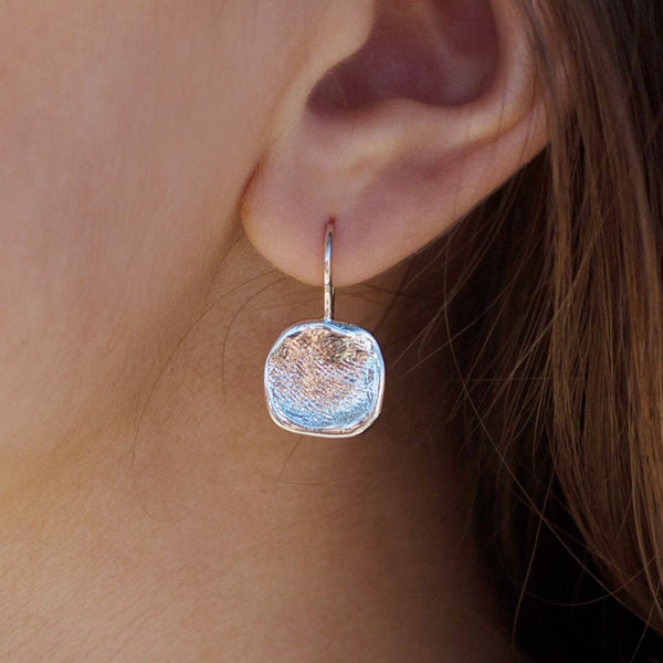NR Abril Earring Silver Plated 04