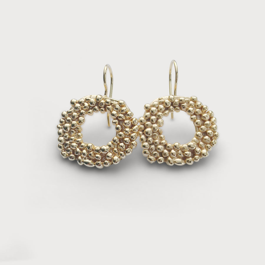 Candela 819 <br /> Earring Plated