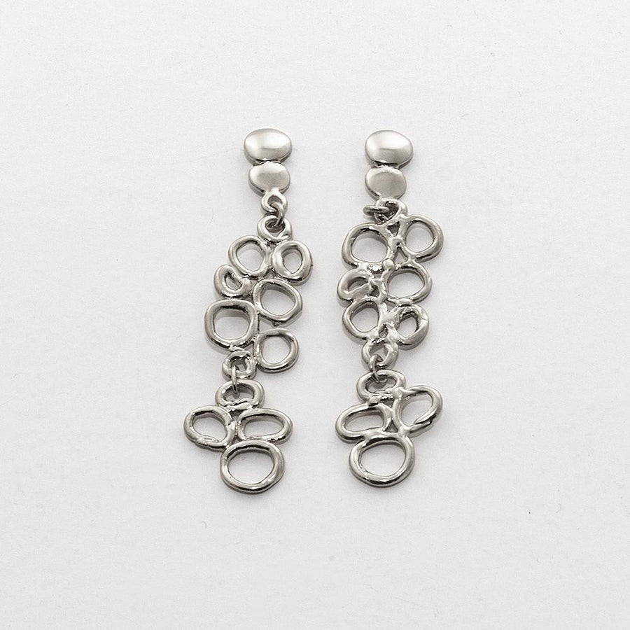 Clara 2 <br /> Earring Plated