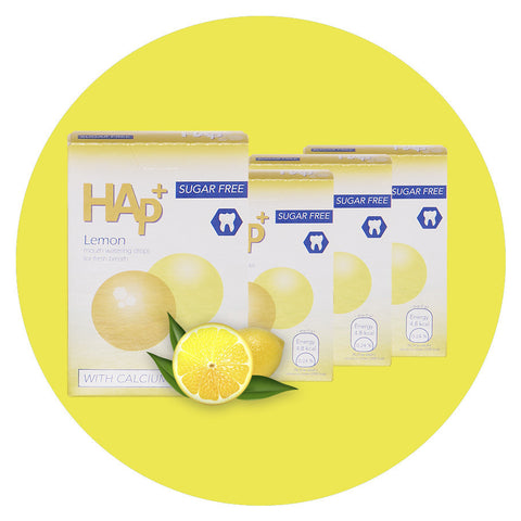 HAp⁺ Lemon 4 packs