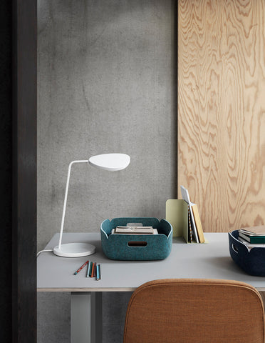 Muuto leaf table lamp available from someday designs