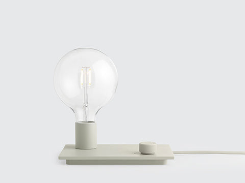 control lamp by muuto