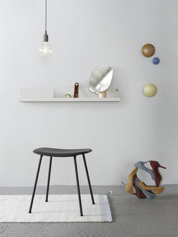 fiber stool by muuto