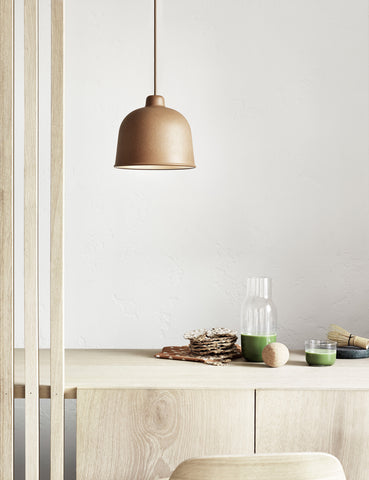 grain pendant by muuto from someday designs