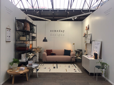 someday designs stand at design junction
