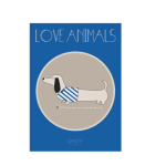 Love Animals Slinkii Dog