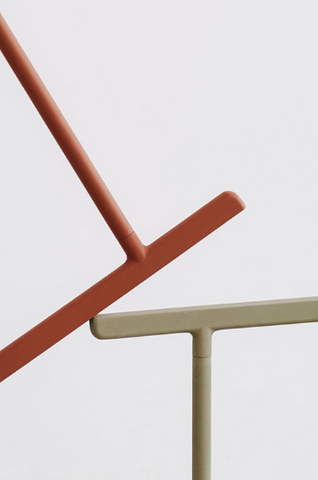 tip lamp detail by Muuto