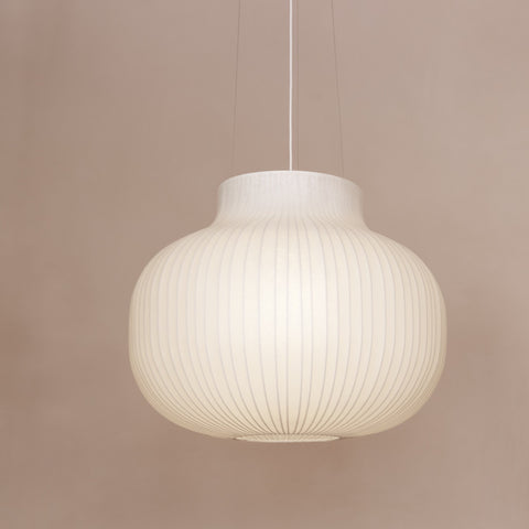Muuto Strand Pendant closed, available from someday designs
