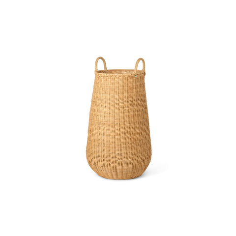 Ferm Living | Braided Laundry Basket | shop online at someday designs