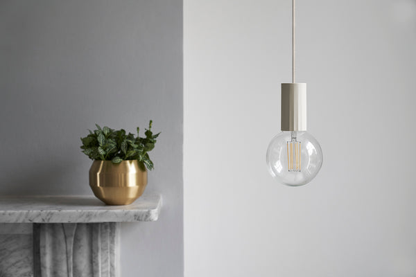 E27 case pendant lamp