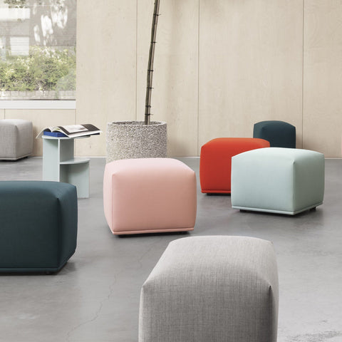 Muuto Echo Pouf, available from someday designs