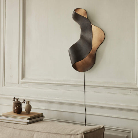Ferm Living Oyster Wall Lamp | shop online at someday designs
