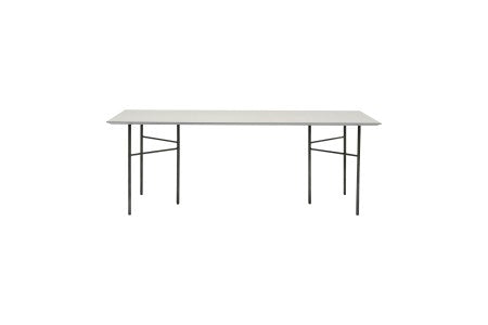 ferm living mingle table and trestles home office