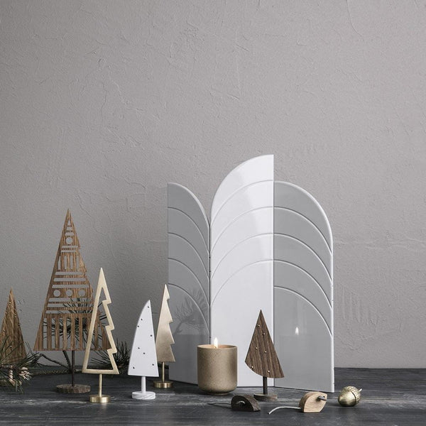 festive still life winterland mice by ferm living