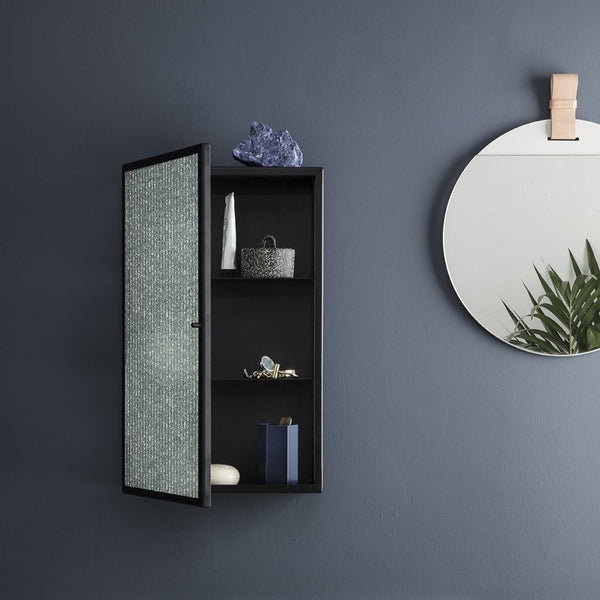 enter mirror by Ferm lIVING minimally styled
