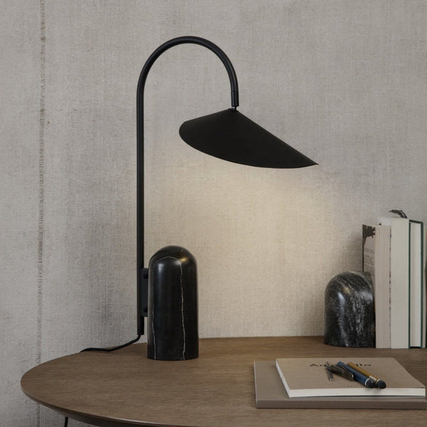 ferm living arum table lamp, available to buy from someday designs