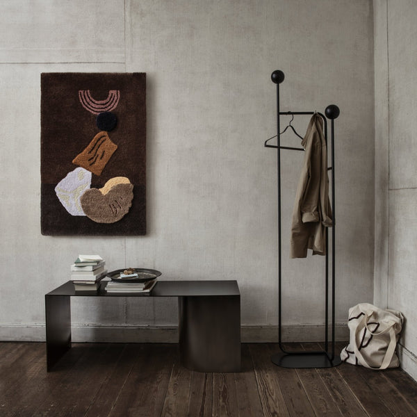 ferm living pujo coat stand, ideal for hallway storage. Available from someday designs