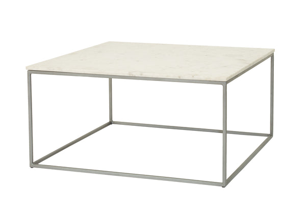 Chelsea marble coffee table square from Content by Terence Conran