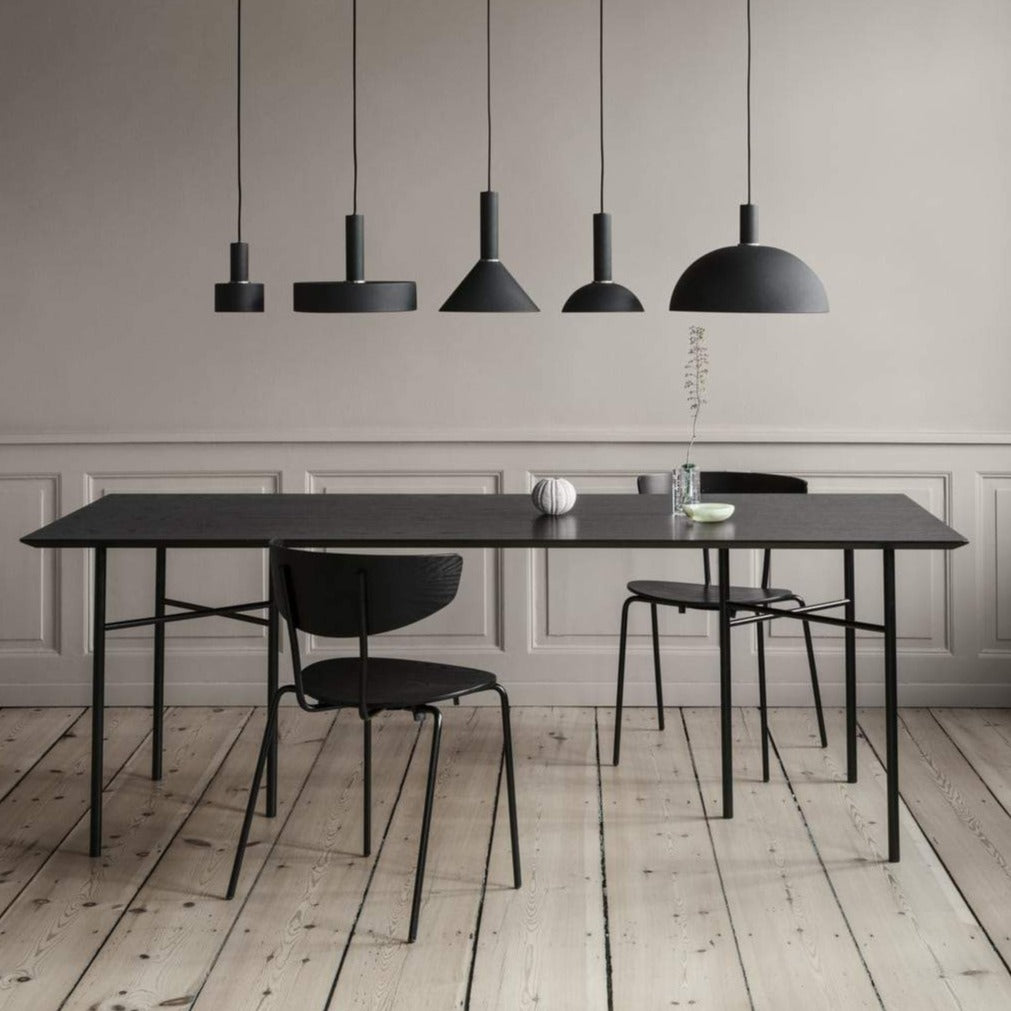 Ferm Living Mingle Table black 160cm from someday designs