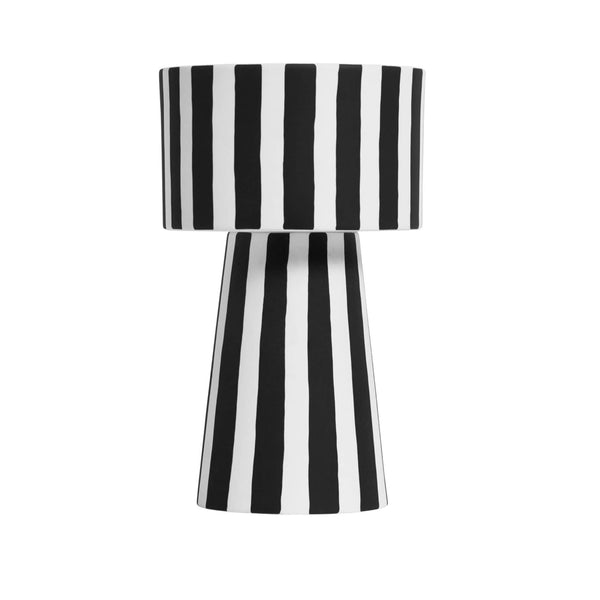 OYOY bold toppu pot striped, available from someday designs