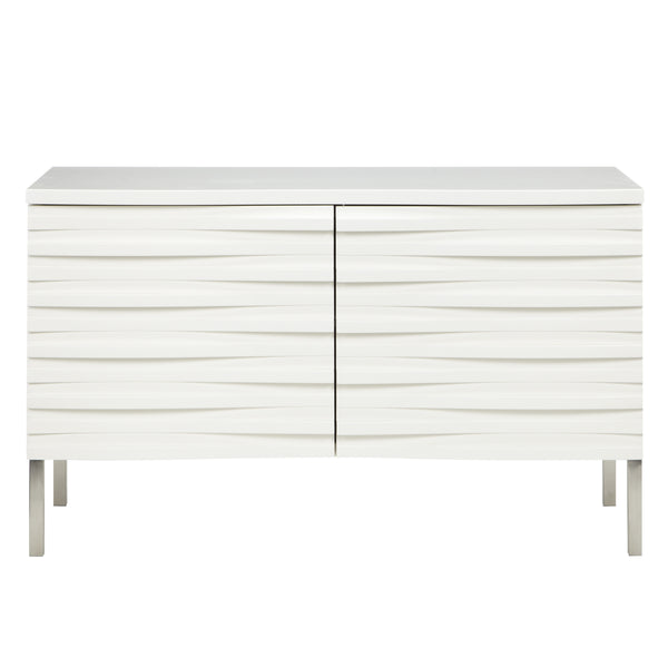 Wave Sideboard Medium in White from Content by Terence Conran