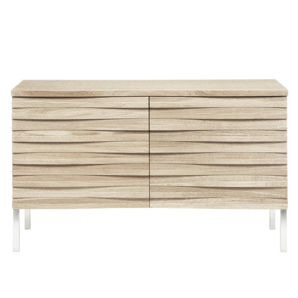 Wave Sideboard Medium in Limed Oak from Content by Terence Conran