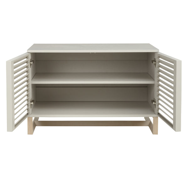 Open doors of Henley Sideboard Medium from Content by Terence Conran