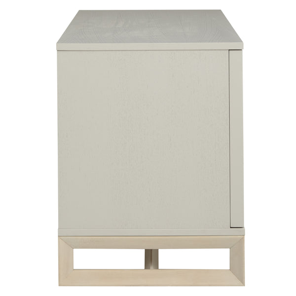 Side shot of Henley Sideboard Medium from Content by Terence Conran
