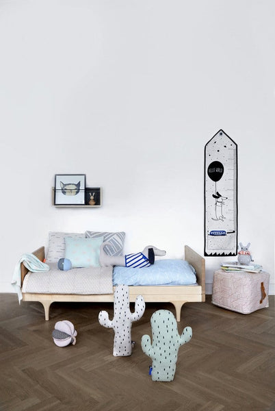 a stylish scandi inspired childrens room full of interesting and beautiful homewares and accessories.  An inspiring space for kids to play and use their imagination and creativity.