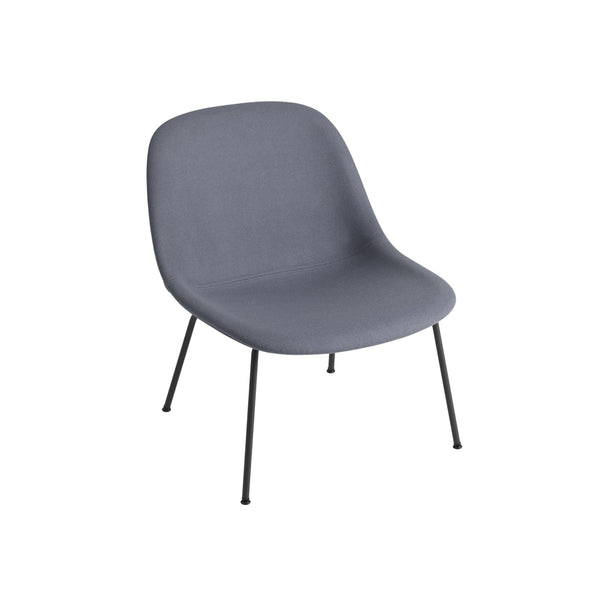 muuto fiber lounge chair divina 154 black base available from someday designs